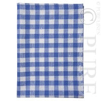 Load image into Gallery viewer, Check Linen tablecloths | Red | Blue | Natural