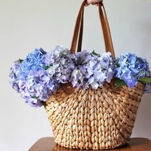 Load image into Gallery viewer, Market Lane Basket | Blue