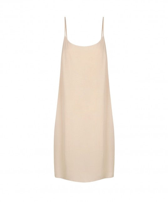 Oden Slip Dress | Natural