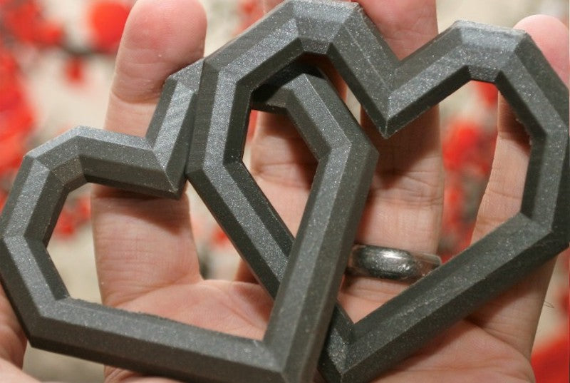 Top 3D Printed Valentine's Day Gift Ideas