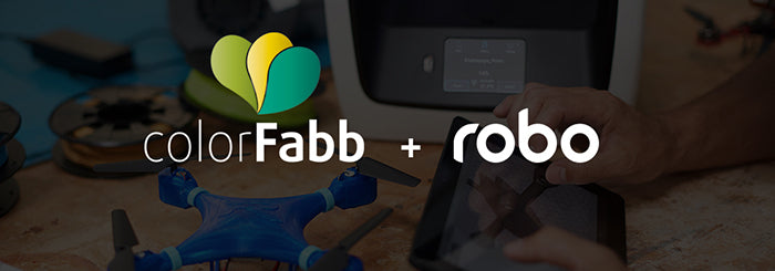 Robo Partners with colorFabb for European expansion and filament development