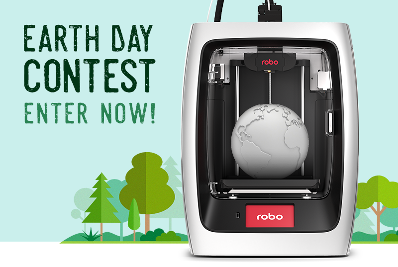 The Robo Earth Day Contest