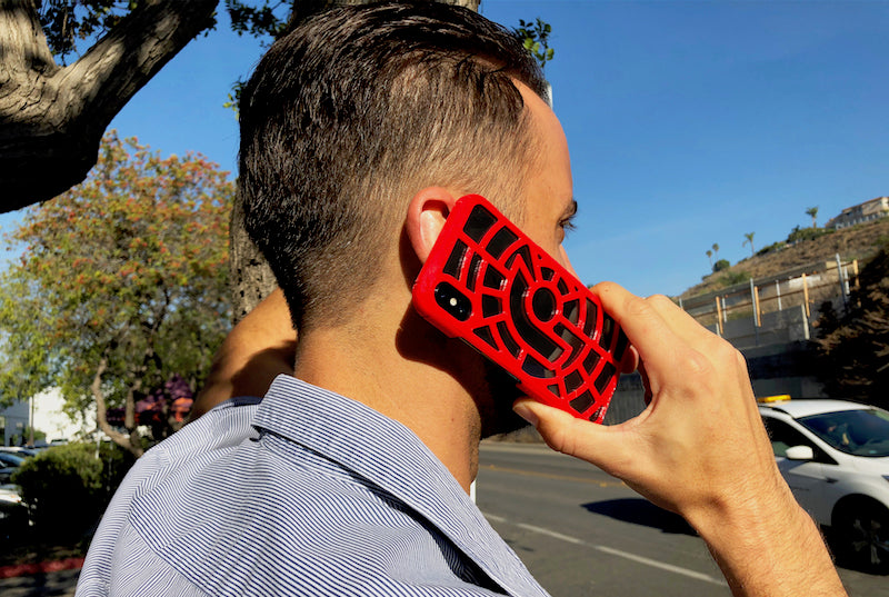 3D Print iPhone X Phone Cases
