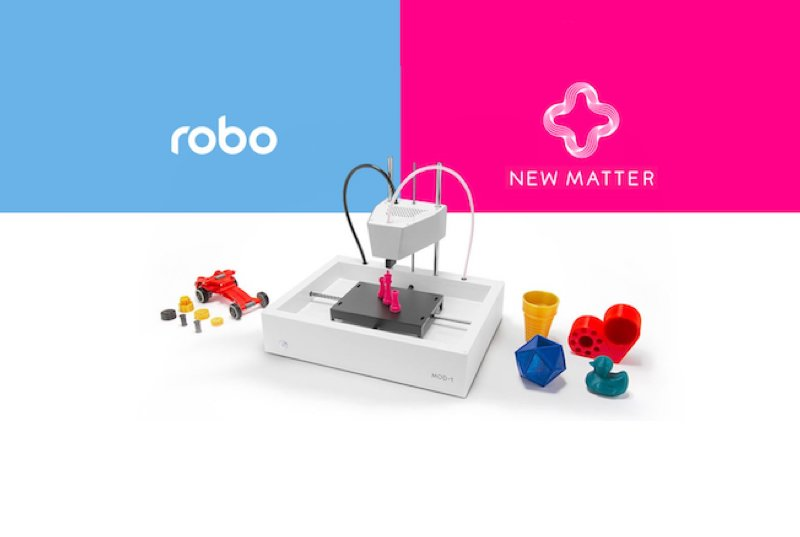 Robo Now Providing Support for New Matter's MOD-t 3D Printer