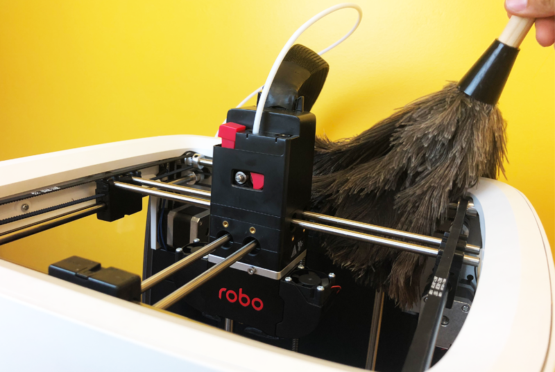 Dust Off Your Classroom's 3D Printer
