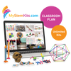 MyStemKits C2 Bundle - Classroom Plan, 1 Teacher License, Unlimited