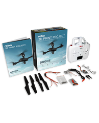 Quadcopter 3D Drone Kit