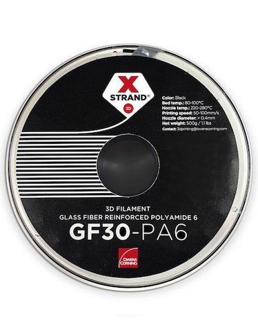 XSTRAND™ GF30-PA6 Glass Fiber