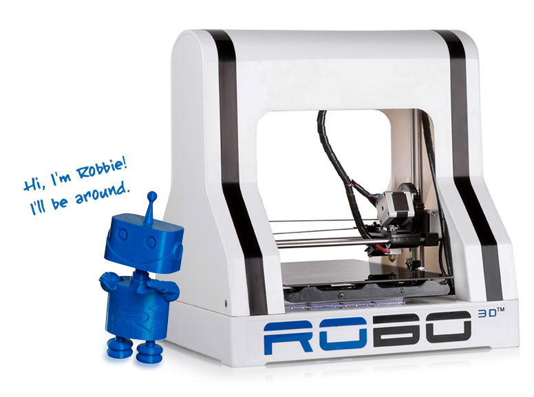 Welcome to the ROBO 3D Store