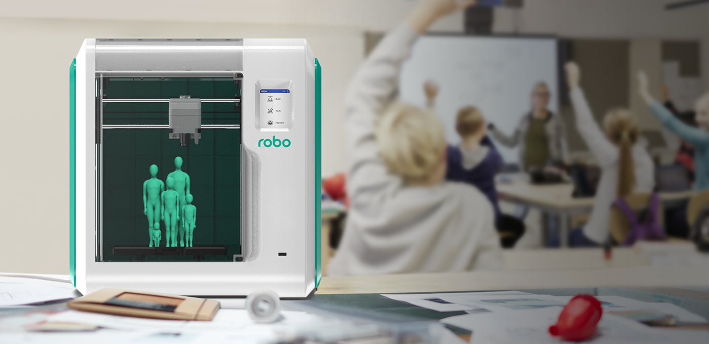 A 3D Printer Built For Education