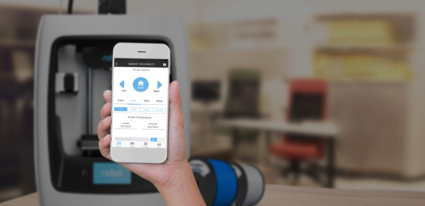 Make smarter with the Robo app