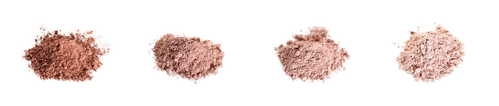 Egyptian Earth Face Powders