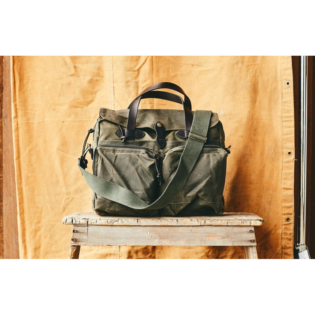 Filson |  24-Hour Tin Cloth Briefcase - Index Urban