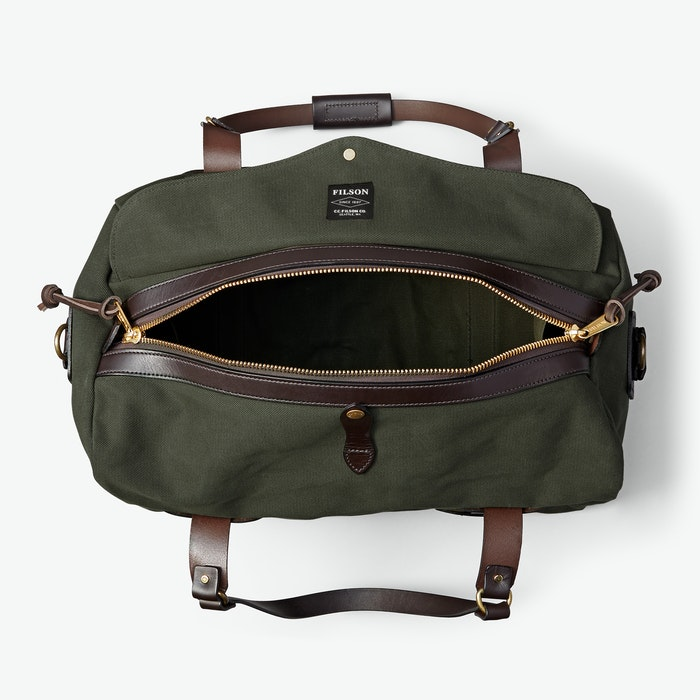 Filson |  Medium Rugged Twill Duffle Bag - Index Urban