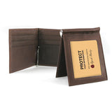 RFID Money Clip Wallet - Index Urban