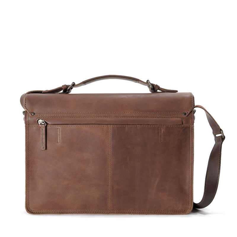 Aunts & Uncles | Fella Messenger Bag - Index Urban
