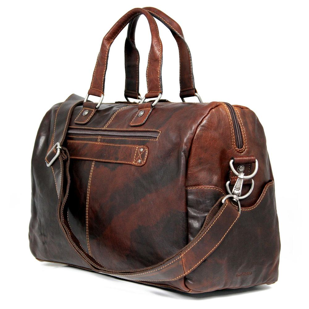 Jack Georges Voyager Day Bag/Duffle - Index Urban