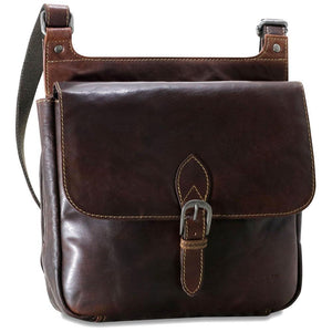 Jack Georges Voyager Crossbody Traveler Bag - Index Urban