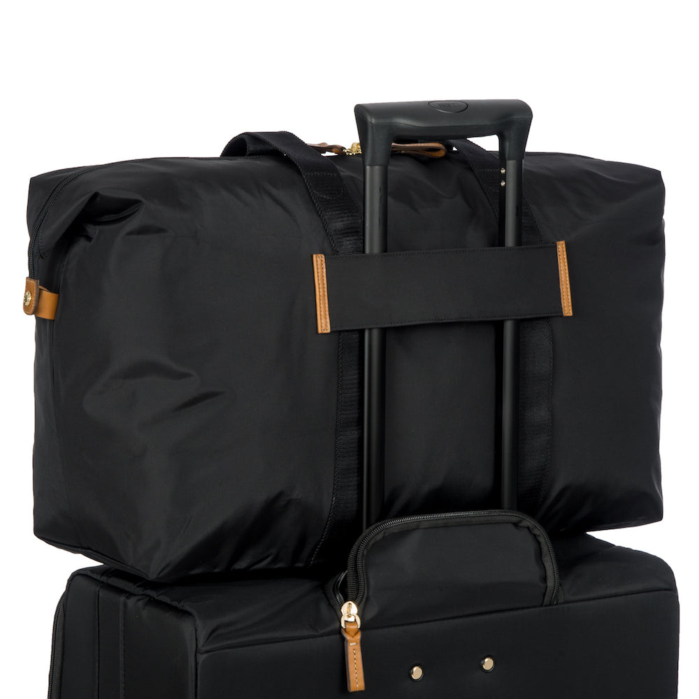 "Bric's | X-Bag 22"" Folding Duffle - Index Urban"
