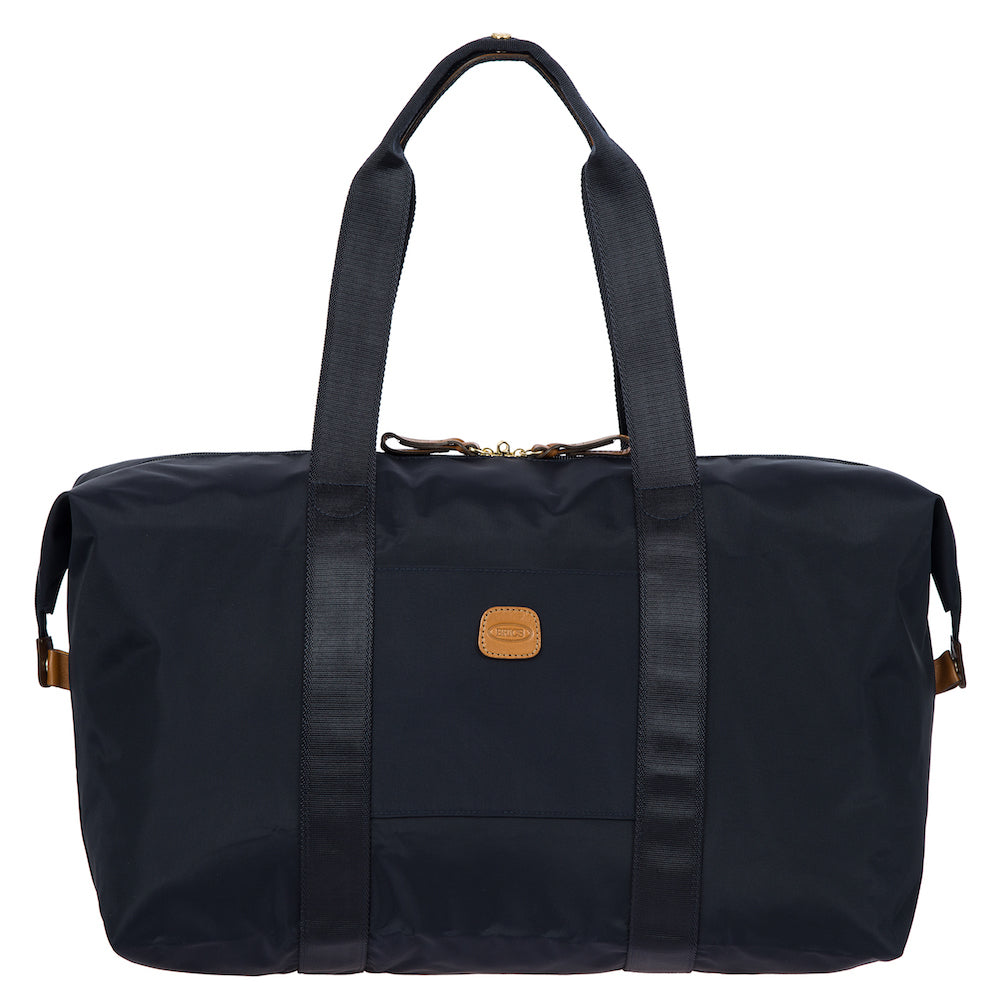 "Bric's | X-bag 18"" Folding Duffle - Index Urban"