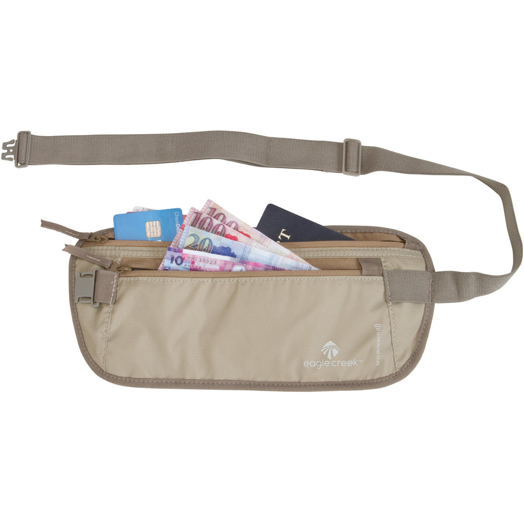 Eagle Creek | RFID Blocker Money Belt DLX - Index Urban