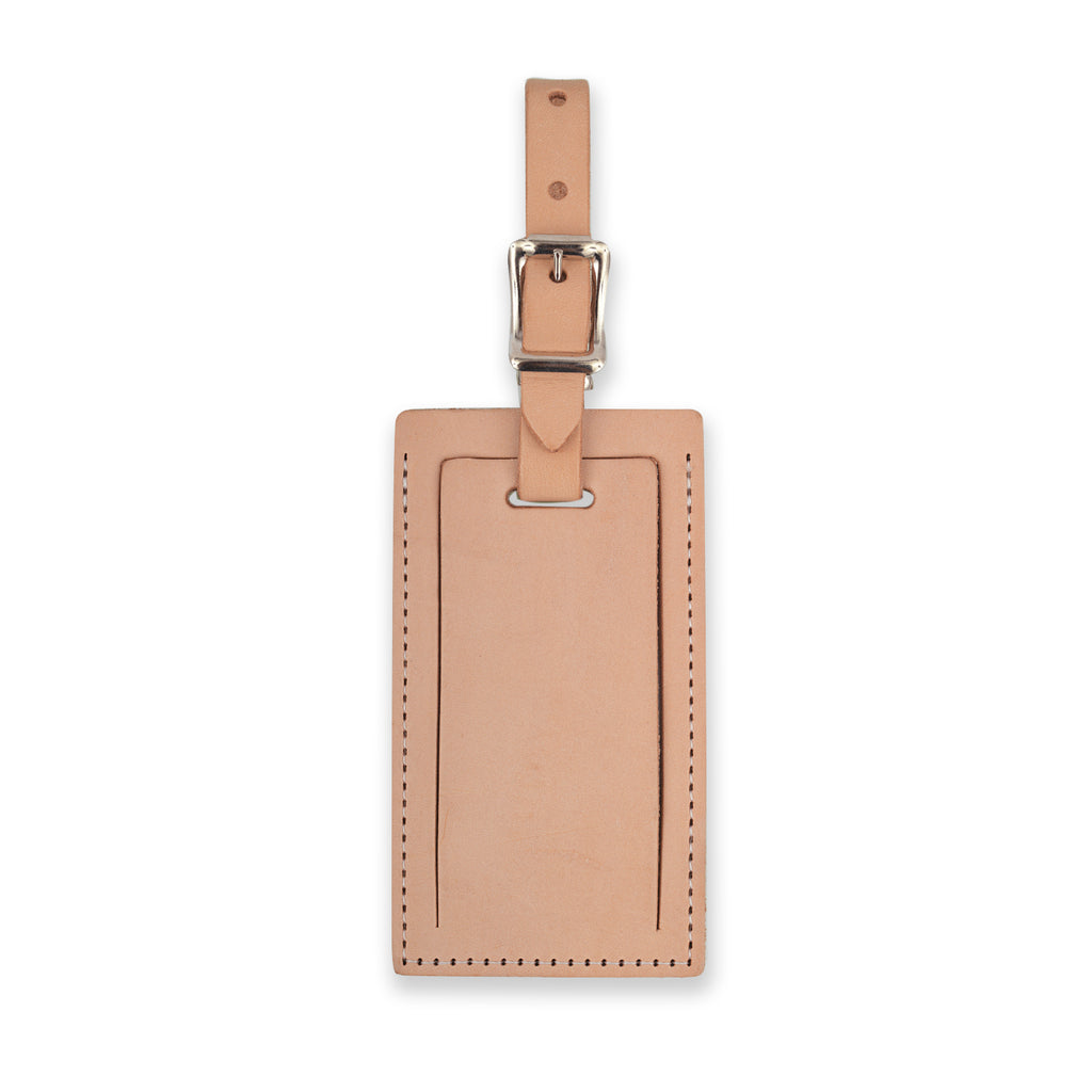 The Index Tag | Personalized Luggage Tag - Index Urban