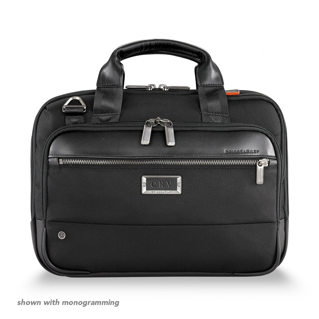 Briggs & Riley | @work | Small Expandable Brief - Index Urban