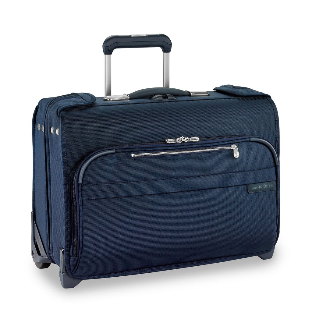Briggs & Riley | Baseline | Carry On Wheeled Garment Bag (2 wheel) - Index Urban