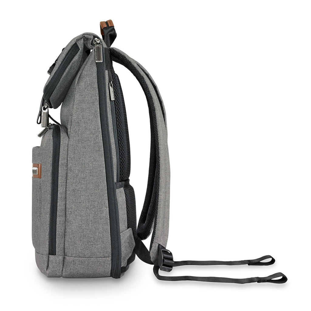 Briggs & Riley | Kinzie Street | Medium Foldover Backpack - Index Urban