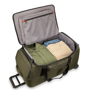 Briggs & Riley | ZDX | Medium Upright Duffle - Index Urban