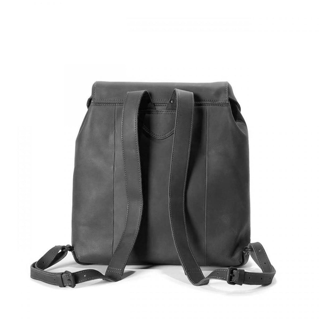 Aunts & Uncles | Conehead Leather Backpack - Index Urban