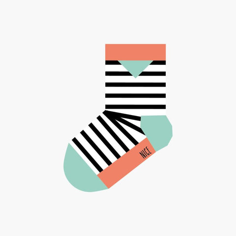 babysocken stripes