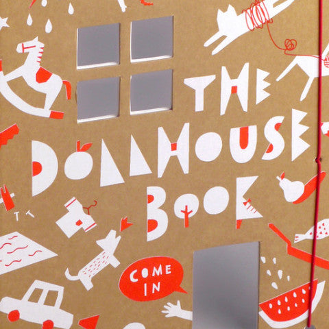 malbuch - the dollhouse book