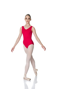 Studio 7 Dancewear / Adult's Thick Strap Leotard - TAL01