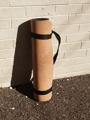 Signature Sustainable Yoga Mat By Gerrycan Active