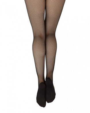 Capezio - Professional Fishnet Seamless Tight - 3000