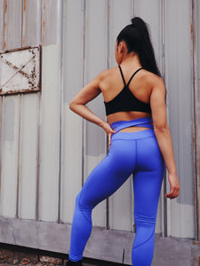 STORM LEGGINGS // LILAC