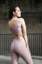 Load image into Gallery viewer, STARLET BLUSH // ACTIVE LEGGINGS