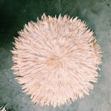 Load image into Gallery viewer, Blush Pink - Plain Feather Juju Wall Hanging