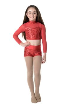 Studio 7 Dancewear / Children's Attitude Shorts - CHS08