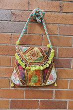 Load image into Gallery viewer, Indie Tribal Embroidered Side Bag
