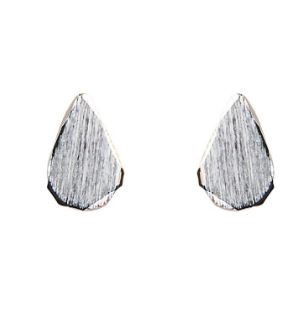 EB + IVE - Metal Pins - Tear EARRINGS - VARIOUS COLOURS