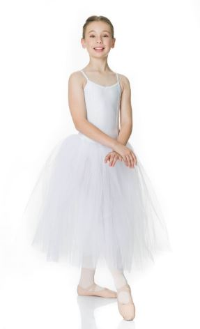 Studio 7 Dancewear / Children's Romantic Tutu - CHRT01