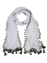 Load image into Gallery viewer, EB + IVE - CAYO RIO SCARF - VARIOUS COLOURS