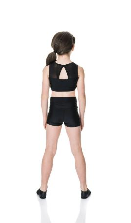 Studio 7 Dancewear - Children's High Waisted Shorts - CHS06