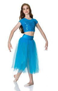 Studio 7 Dancewear - Adult's Dream Romantic Tutu Skirt - ADRS01