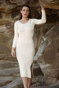 Arianne Dress in Ivory by Before anyone else