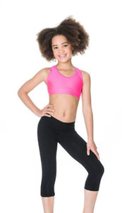 Studio 7 Dancewear - Children's 3/4 Leggings (Cotton) - CHLG01