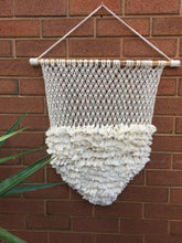 Load image into Gallery viewer, Large Size  Macrame Tassel Wall Hanging
