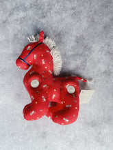 Load image into Gallery viewer, Alimrose - Jointed Pony Sailor Red